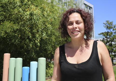 """Patricia Martinez (investigadora): """"El reconocimiento laboral de las trabajadoras de la pesca contribuye al empoderamiento colectivo"""""""