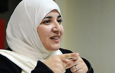 O no será: Feminismo decolonial, hablamos con  Sirin Adlbi Sibai.