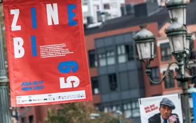 Regresa de nuevo, del 10  al 17 de noviembre en Bilbao,  ZINEBI en su 59ª edición