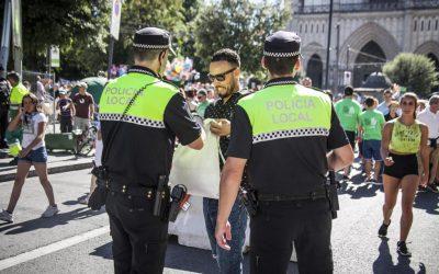 El Ayuntamiento de Gasteiz apela a la ley y dice que tramitará las excesivas denuncias de la Policía Local
