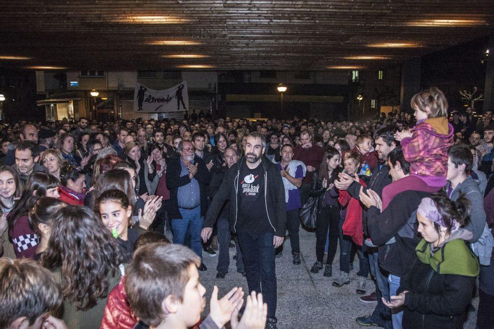 Alfredo Remírez denuncia que no le llegan las cartas a la cárcel de Basauri