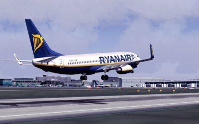 Ryanair se viene arriba y ofertará vuelos Foronda-Isla deZuhatza