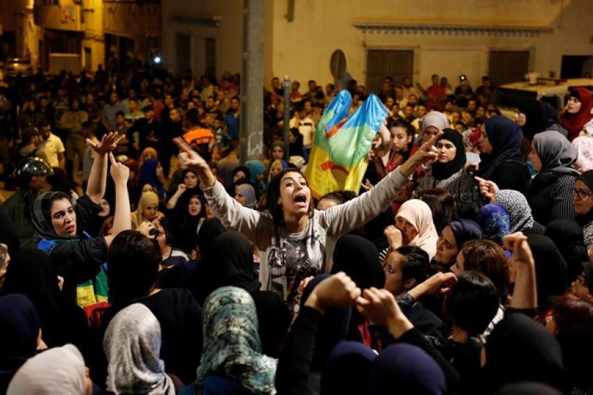 """Milouda El Hankari El Bouzidi (socióloga): """"Hay una diversidad y Marruecos tiene que aceptarla"""""""