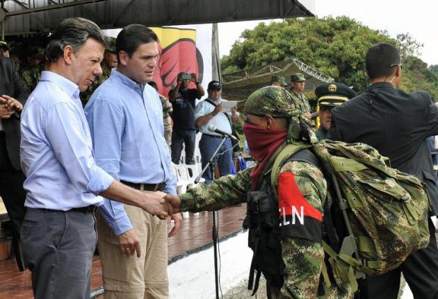 """Mario Calixto (colectivo Bachué): """"Apostamos por una paz verdadera, real que llegue a todos los territorio, a todas las comunidades y sectores"""""""