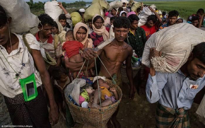 """Maribel Izcue (Revista 5W): """"Los rohinyás, ciudadanos de segunda a los ojos de la ciudadanía birmana"""""""
