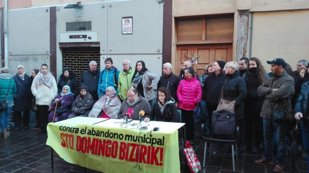 Santo Domingo Bizirik!, una campaña para denunciar el abandono institucional y aportar a la convivencia