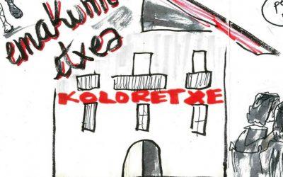 """""""Koloretxe"""", la propuesta de casa de las mujeres de los barrios altos de Bilbo"""