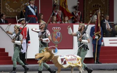 Querejetak Aker urtebetez utziko dio Espainiako Legioari