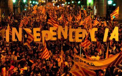"""""""Un sentido y profundo homenaje al pueblo catalán"""" -Juantxu Oscoz-"""