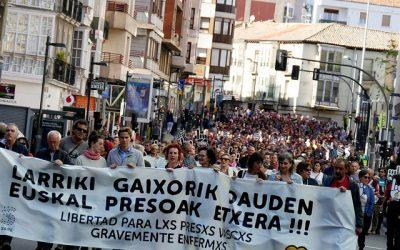 """Blanca Martínez de San Vicente (Sare): """"Todas las personas somos parte de ese motor que posibilita el cambio en la política penitenciaria"""""""