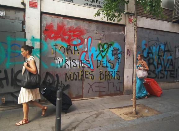 """Daniel Pardo (ABTS): """"Los/as turistas no vienen solos, hay toda una industria propagandística detrás"""""""