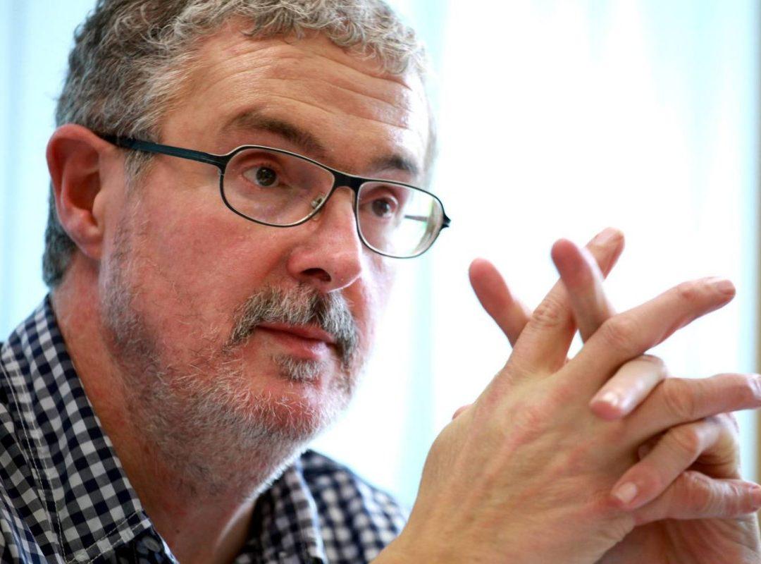 """Adolfo """"Txiki"""" Muñoz (ELA): """"Autonomia beharrezkoa da kontrabotereko sindikatu bat egiteko"""""""