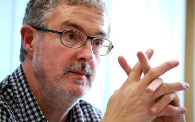 """Txiki Muñoz (ELA): """"EAJk politika neoliberalak egiten ditu, PSE eta PPrekin adostuta eta herritarren gehiengoaren aurka"""""""