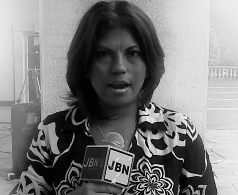 Wendy Funes: «La policía hondureña se niega a ser complice del fraude electoral»