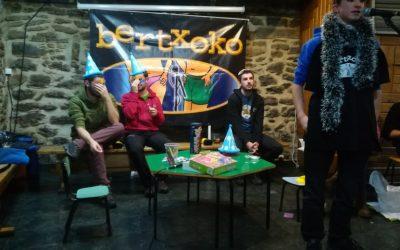 Aitor Ugartek irabazi du 2017ko Bertxoko sariketa