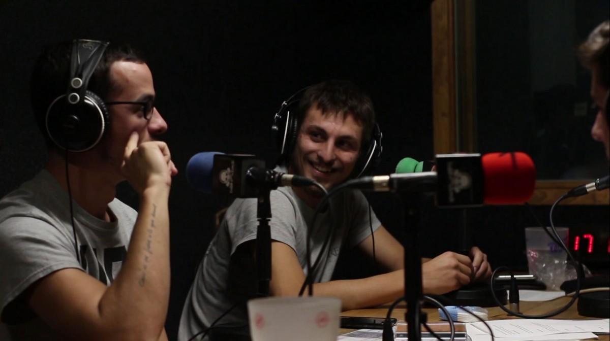 Gasteiz Hardcore Crew, un año en el escenario y en la calle