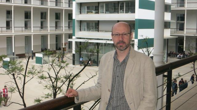 """Jaume López: """"Podríamos considerar el derecho a decidir en Catalunya como motor, que ha permitido desarrollar todo lo demás"""""""
