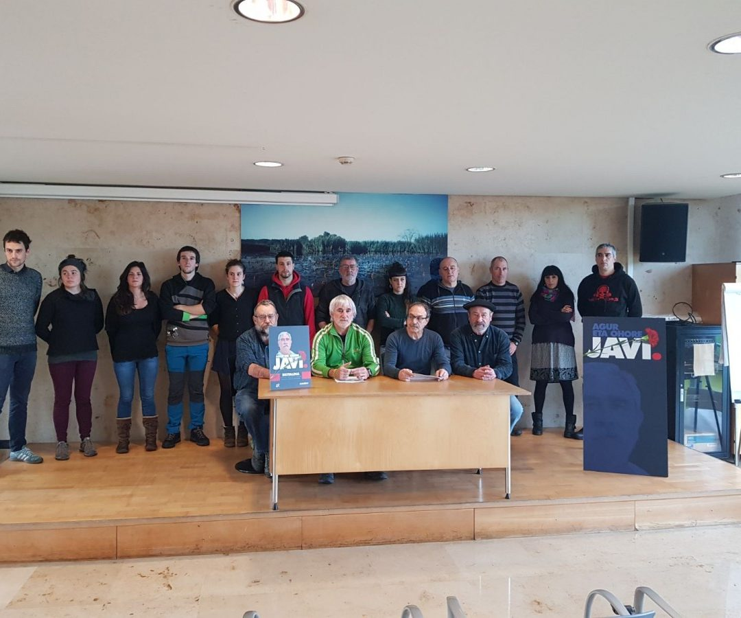 Suspendido el acto en recuerdo a Javier Pérez de Nanclares