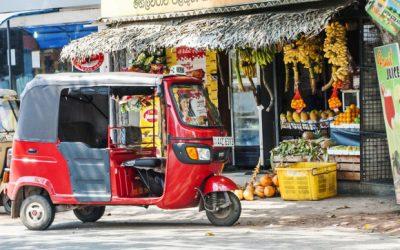 Kasakatxan 3.05: Sri Lanka en Tuk-Tuk / Un viaje ciclo-musical