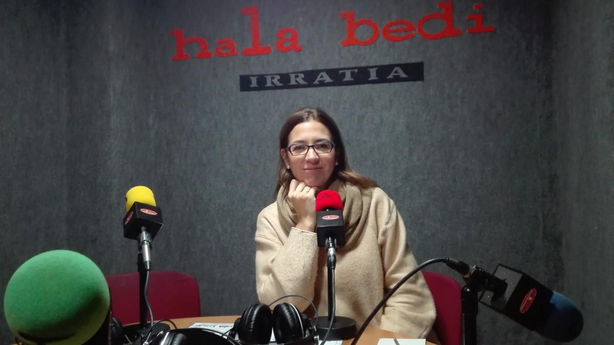 """Leire Zugazua (Gasteizko Sindiko berria): """"Garrantzitsua da emakumeok gizonezkoek okupatu izan dituzten postuak hartzen joatea"""""""