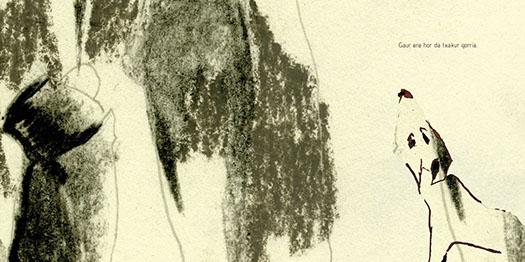 ERRAIETATIK vol. XXXIV | Txakur gorrien zaunka polifonikoa