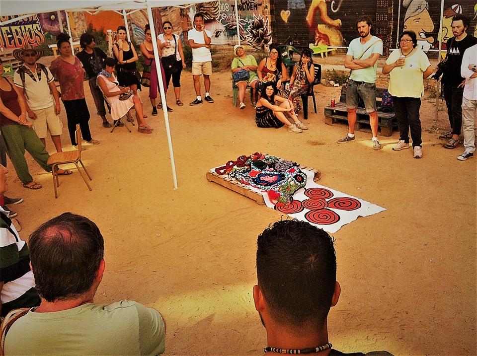 El  'Encuentro  Transfronterizo'  llevará  la  formación  y  discusión  política  sobre  Colombia  a  Errekaleor