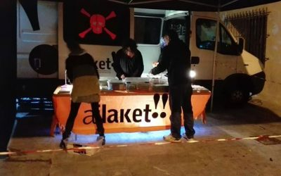 """Leire Altuna: """"Euskal Herrian bakarrik kontsumitzen da speed gehiago kokaina baino"""""""