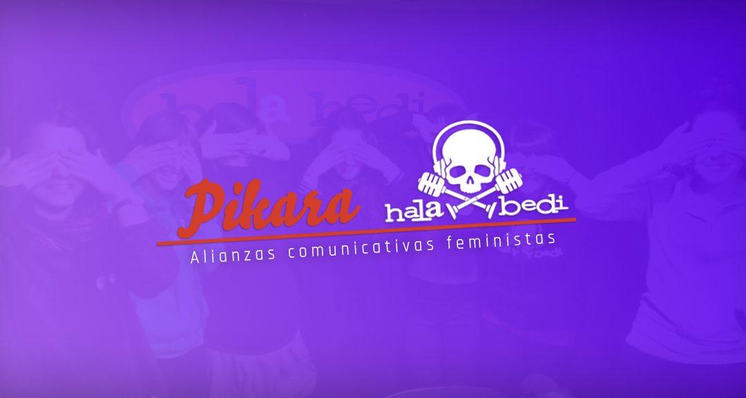 'O no séra', el programa feminista de Hala Bedi, también en Pikara Magazine