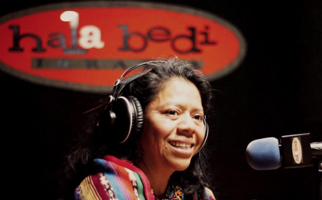 """Lolita Chávez: """"No nací para ser asesinada, violada o torturada, sino para ser una mujer libre"""""""
