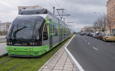 Ciudadanos ha decidido no posicionarse respecto a la ampliación del tranvía de Gasteiz