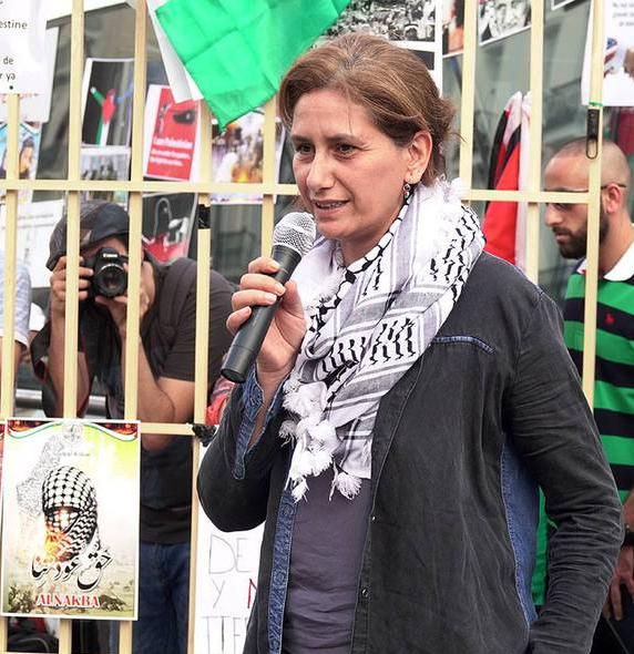 """""""Alkarama surge de la necesidad de visibilizar a las mujeres palestinas y el papel que desarrollan en la lucha"""""""