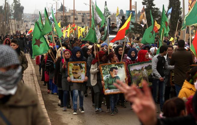 """""""Durante 4 años la región de Afrin, ha sido un ejemplo de estabilidad dentro de una guerra"""""""