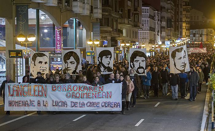 Martxoak 3 Elkartea pide a las instituciones vascas que planten al Gobierno de España en el Centro Memorial de Víctimas del Terrorismo