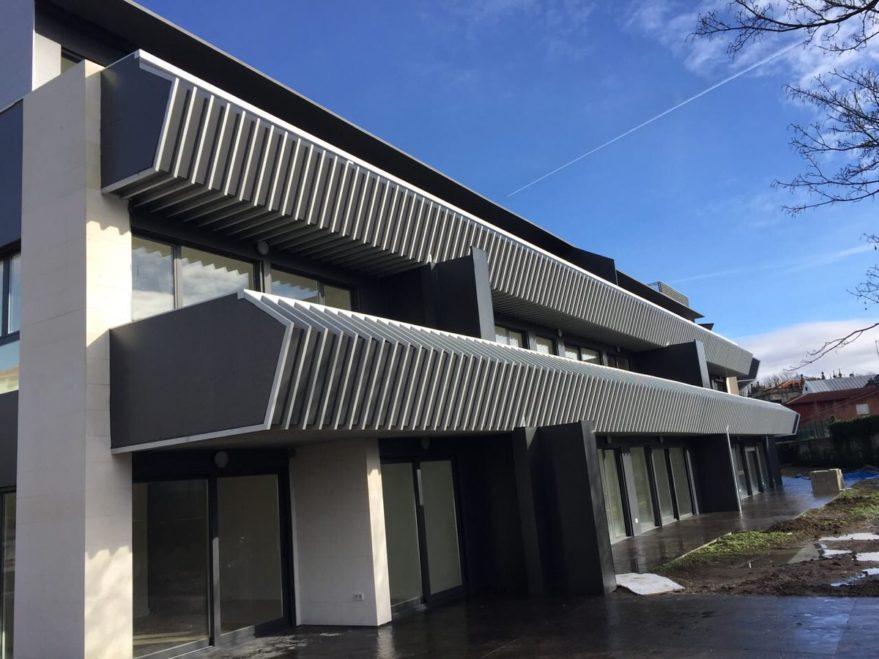 La 'ventanilla B' de Gasteiz permite la construcción de 14 viviendas ilegales