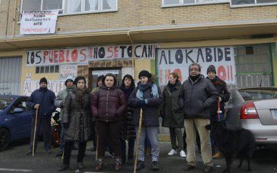 Vecinos de Astegieta deciden prolongar Santa Ageda un mes más