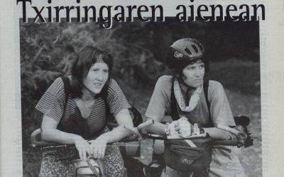 """Kasakatxan 3.15: Veinte años de """"Txirringaren aienean"""" / Trolls y auroras boreales"""