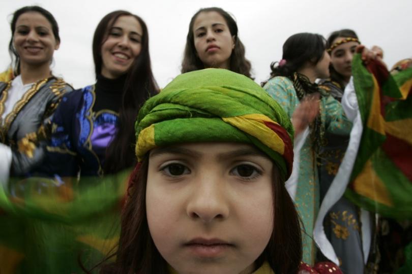 Kasakatxan 3.18 :  Gora  Kurdistan /  Viaje al oceáno verde