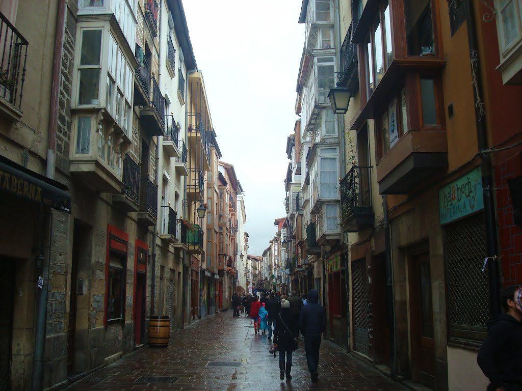 Agresiones fascistas en el Casco Viejo de Gasteiz