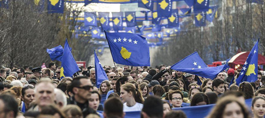 """Miguel Fernández: """"Los mismos problemas endémicos con los que nació Kosovo siguen ahí"""""""