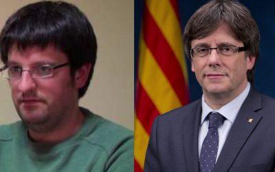 Espainiako Poliziak Joaquin Reyes Puigdemontekin konfunditu ostean, Aramaion herri harresia antolatzen hasi dira, Manex Agirreren atxiloketa ekiditeko
