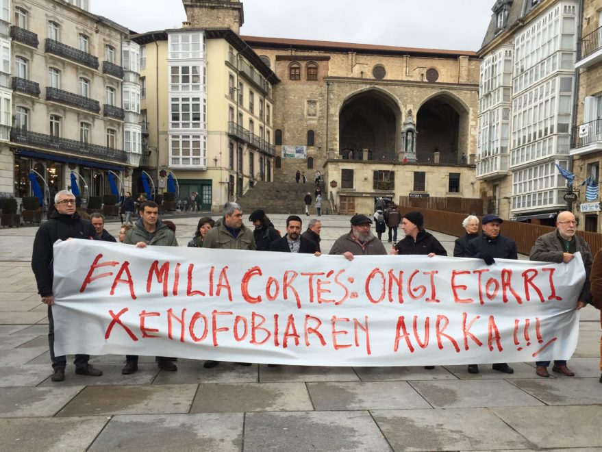 Dos asociaciones gitanas denuncian 'patrullas vecinales' contra una familia en Astegieta