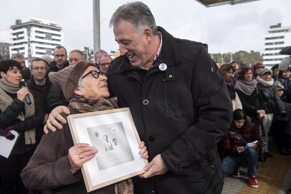 """""""Pauso guztiak elkarte memorialisten eskutik eman ditugu: gidaritza euren esku egon behar da beti"""""""
