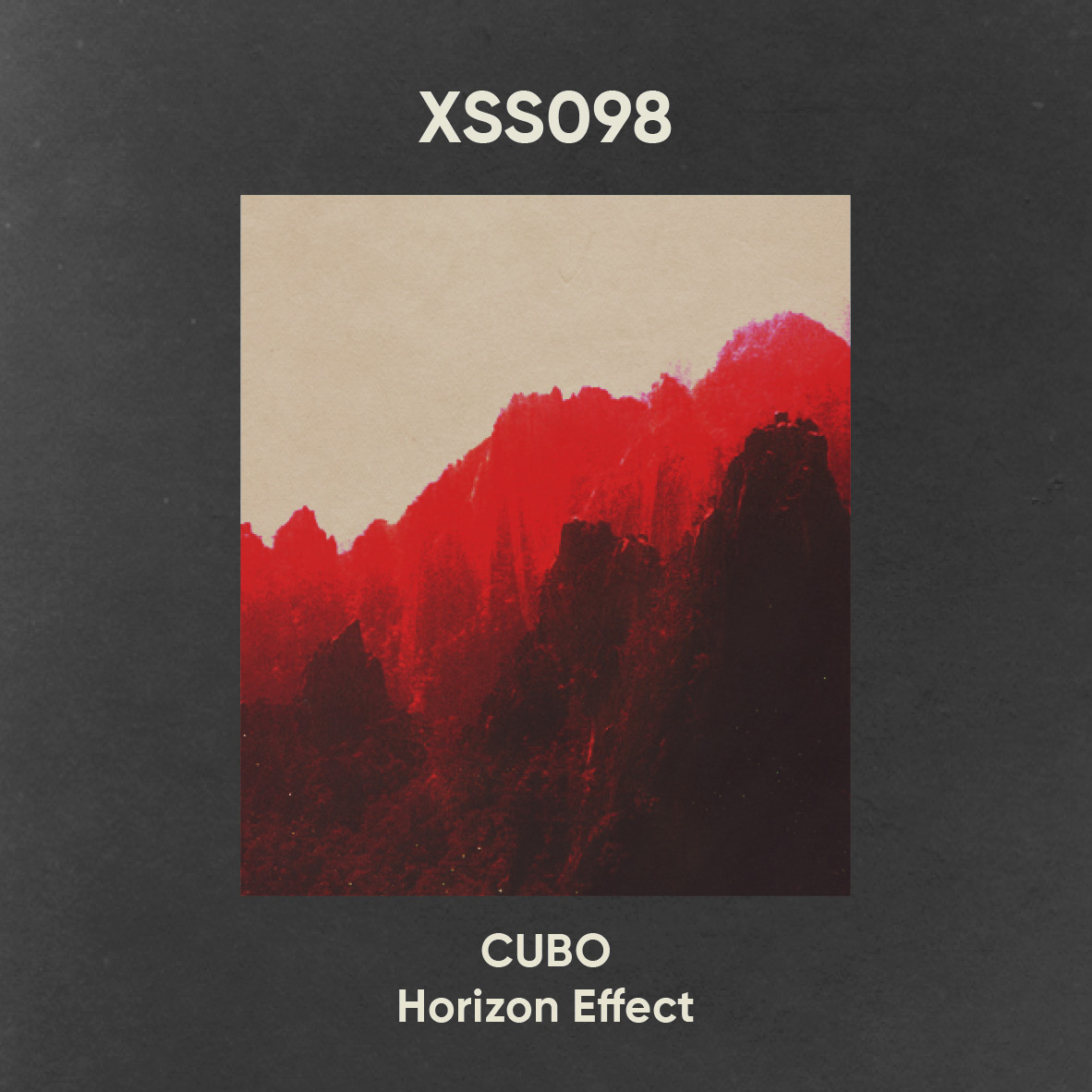 XSS098 | Cubo | Horizon Effect