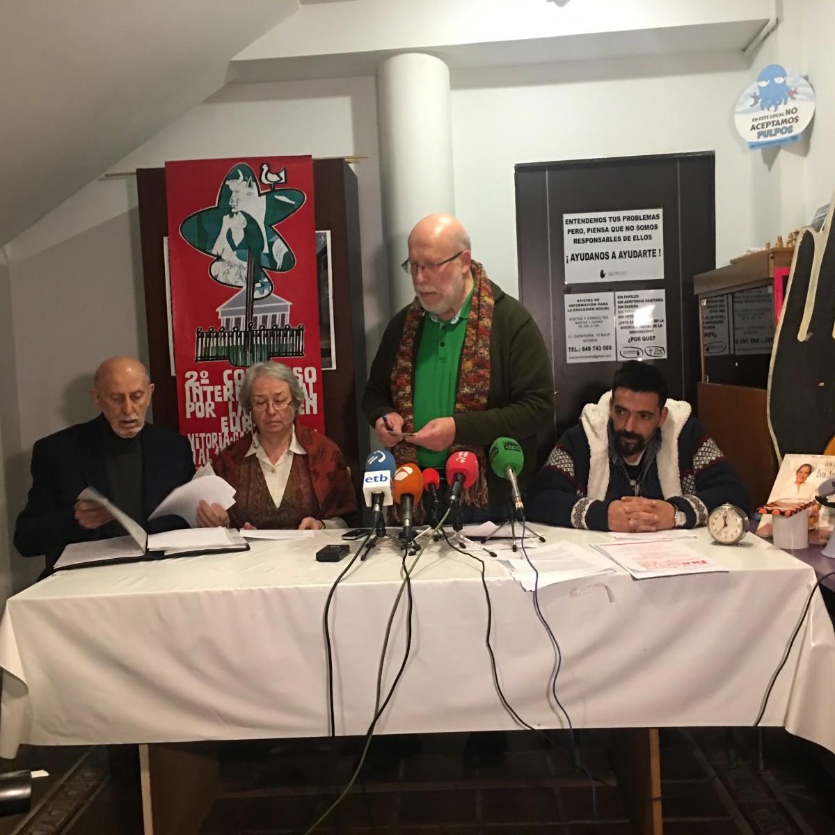 Presencia Gitana llevará a la UE el racismo contra la familia Manzanares-Cortés