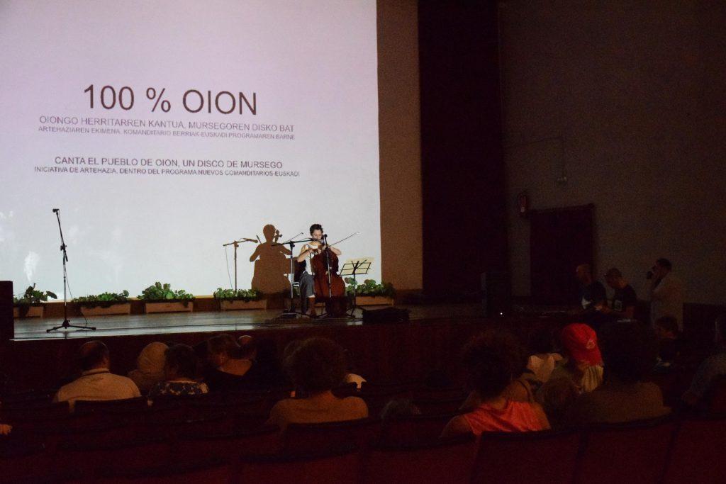 '100% Oion', música contra los rumores racistas