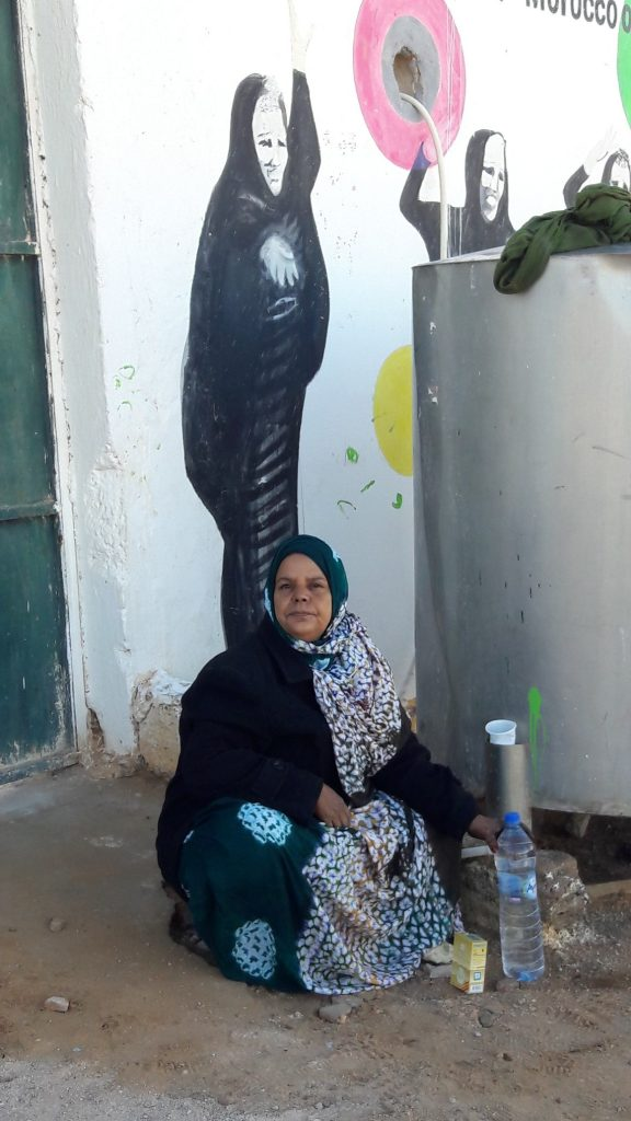 Casas de las mujeres y Escuela de empoderamiento en el Sahara