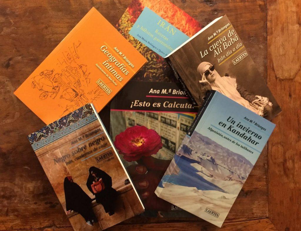 Kasakatxan 3.23: Ana Briongos,cinco décadas  mirando hacia Oriente /Antigua y Barbuda, las islas de barlovento