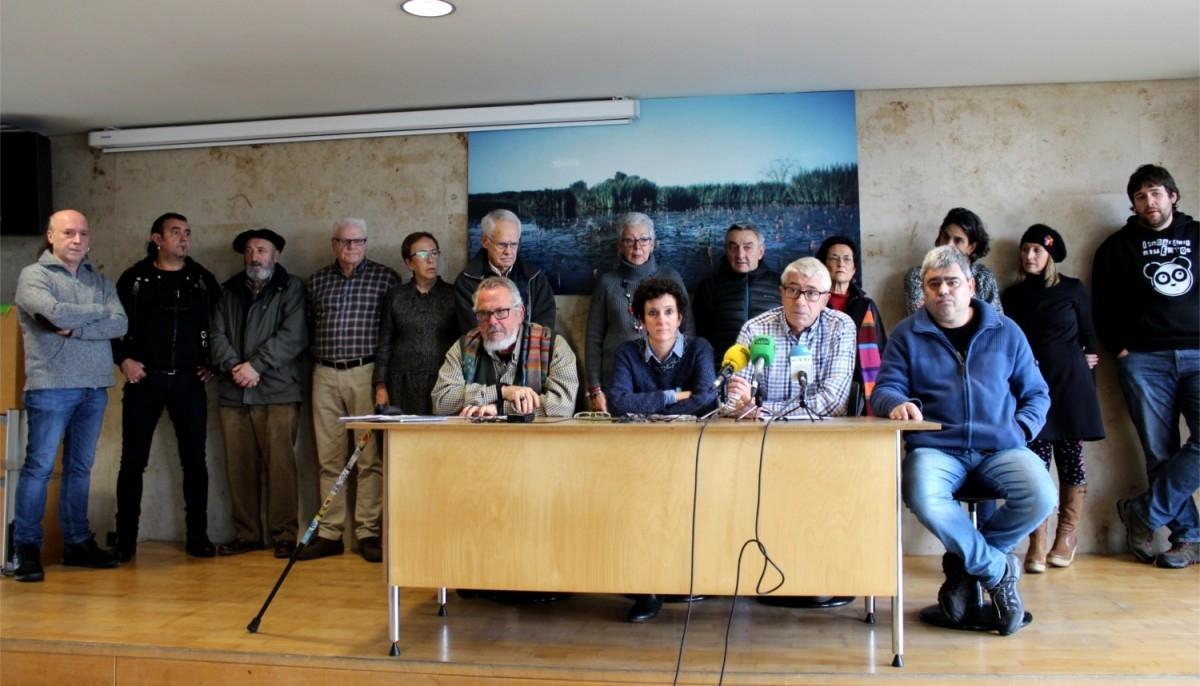 """Antonio Escalante: """"El discurso de Delinkuentzia Kanpora lo firmaría el Frente Nacional"""""""