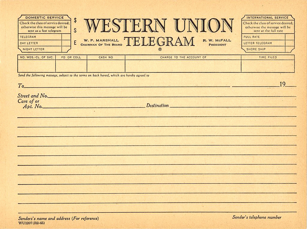 """""""Telegrama"""" -Mikel Ayllon-"""