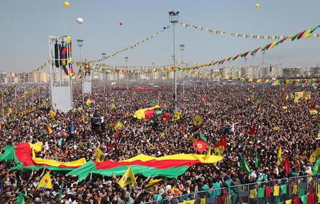 """Igarki de Robles: """"El pueblo kurdo encamina su lucha a la consecución de una autonomía democrática en el Kurdistán"""""""